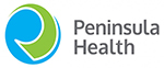 Peninsula Health logo