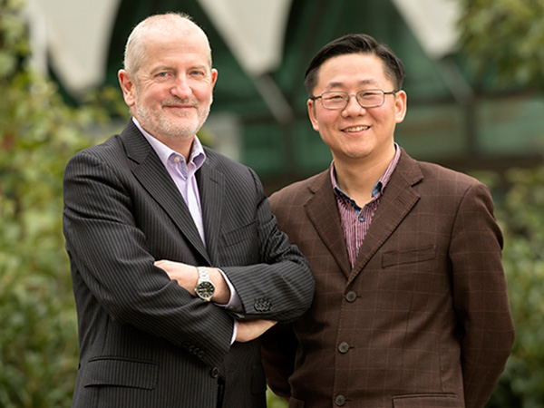 Roger Daly and Jiangning Song