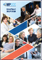 MPCCC Annual Report 2017-2018