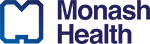 monash health logo small