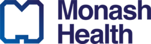 monash health logo large